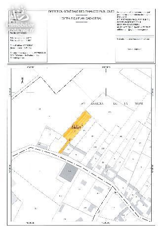 Vente - Terrain agricole - Lihus - 1414.00m² - Ref : CRE11