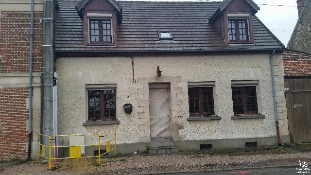 Vente - Maison / villa - BRESLES - 65 m² - 3 pièces - CD2017010