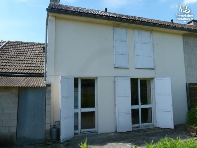 Vente - Maison - Breteuil - 95.69m² - 5 pièces - Ref : VENTE 150