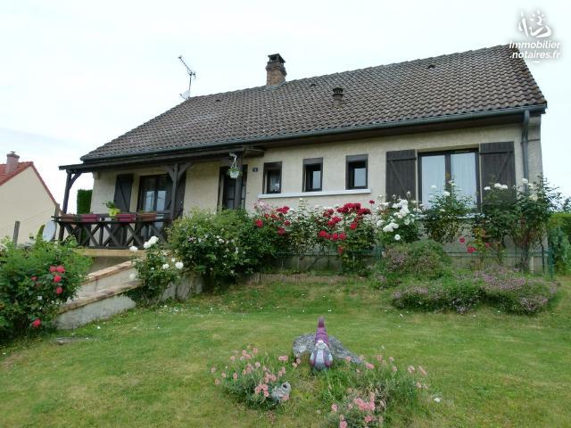 Vente - Maison - Breteuil - 117.00m² - 5 pièces - Ref : VENTE 163
