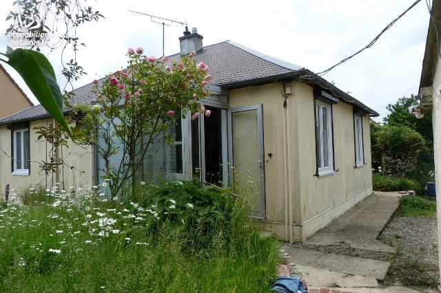 Vente - Maison - Hétomesnil - 75.00m² - 4 pièces - Ref : 7060