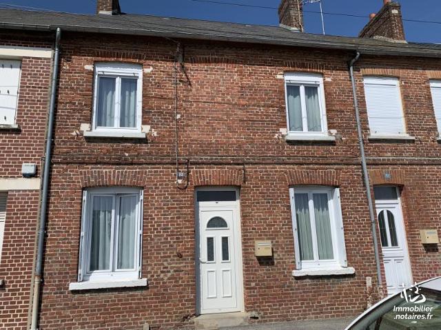 Vente - Maison - Crèvec?ur-le-Grand - 86.00m² - 4 pièces - Ref : 6883