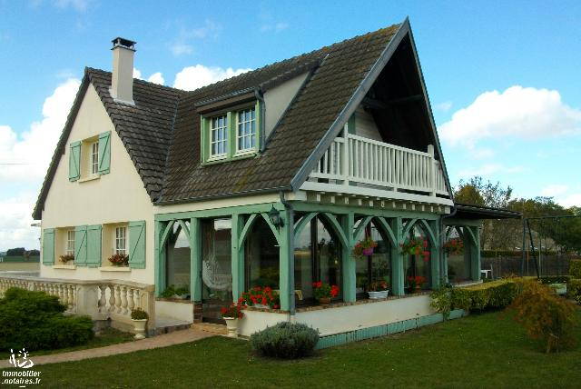 Vente - Maison / villa - ST MARTIN LONGUEAU - 110 m² - 6 pièces - 763