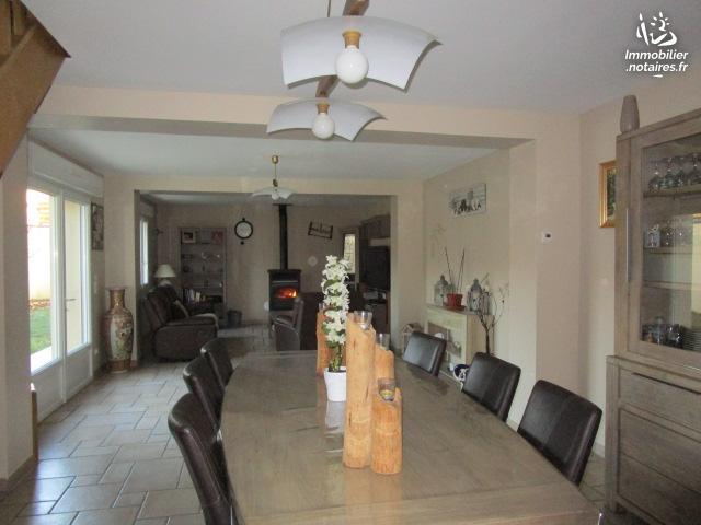 Vente - Maison - Arsy - 144.00m² - 6 pièces - Ref : 0820