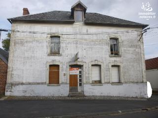 Vente Aux Enchères Maison Villa 6 Pièces St Souplet Nord 59