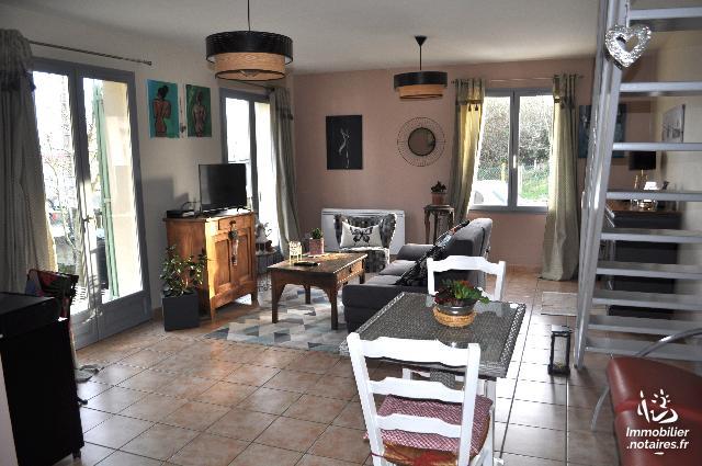 Vente - Maison - Lembeye - 73.00m² - 4 pièces - Ref : NAT