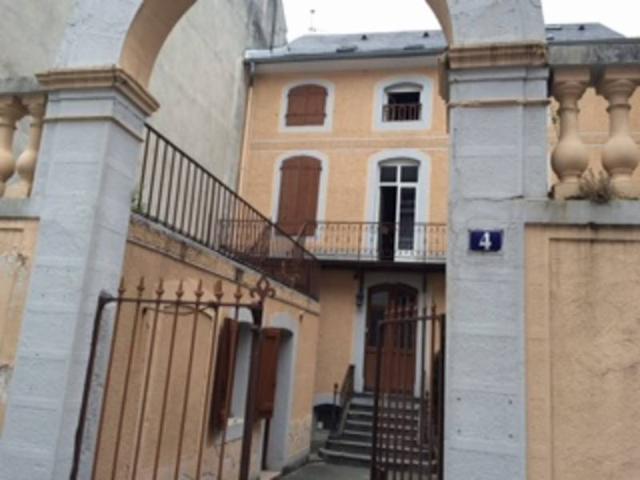 Vente - Appartement - Bagnères-de-Bigorre - 18.0m² - Ref : BAGN