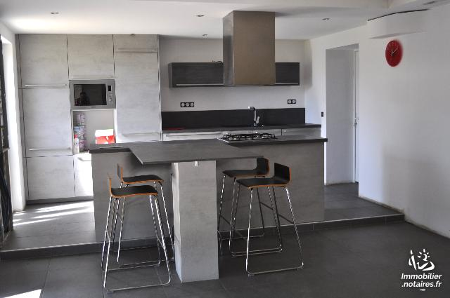 Vente - Maison - Lembeye - 160.0m² - 8 pièces - Ref : GAY