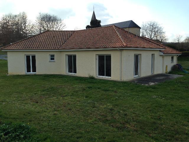 Vente - Maison - Lembeye - 120.0m² - 6 pièces - Ref : SCHR