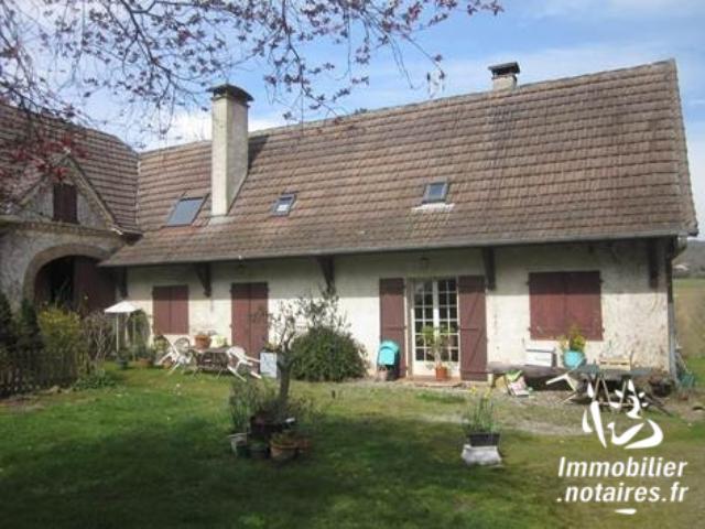Vente - Maison - Moncaup - 200.00m² - 12 pièces - Ref : MONCA