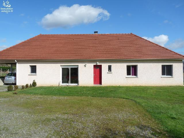 Vente - Maison - Lembeye - 150.0m² - 5 pièces - Ref : fav-ab