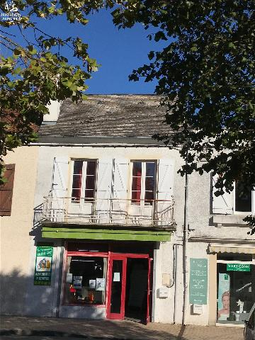 Vente - Immeuble - Lembeye - 110.0m² - Ref : press