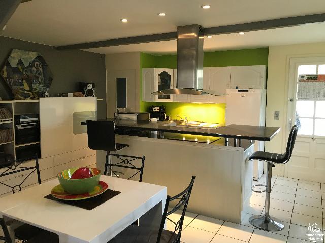 Vente - Maison - Lembeye - 96.00m² - 5 pièces - Ref : TOUR2