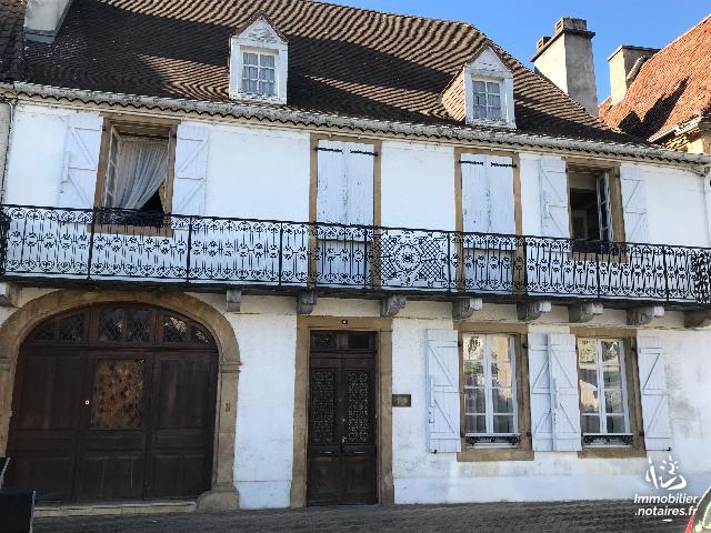 Vente - Maison - Lembeye - 250.0m² - 12 pièces - Ref : PLACE2