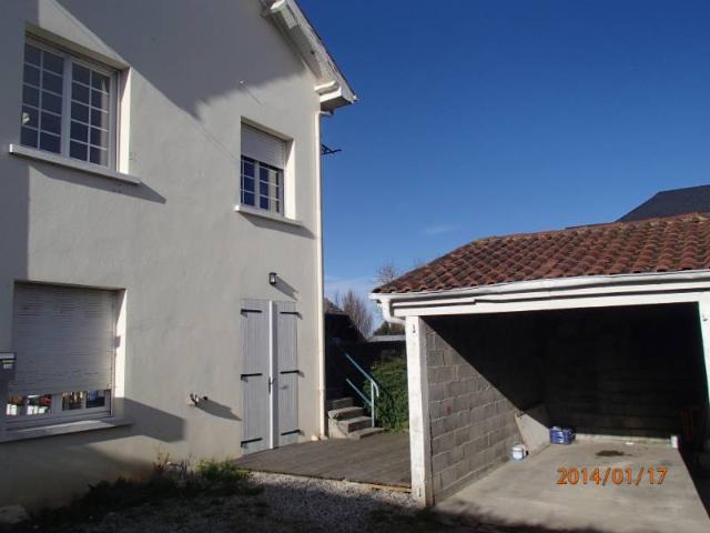 Vente - Appartement - Morlaàs - 39.13m² - 3 pièces - Ref : 1000242