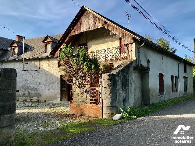 Vente - Maison - Ordizan - 166.0m² - 7 pièces - Ref : 13458/185