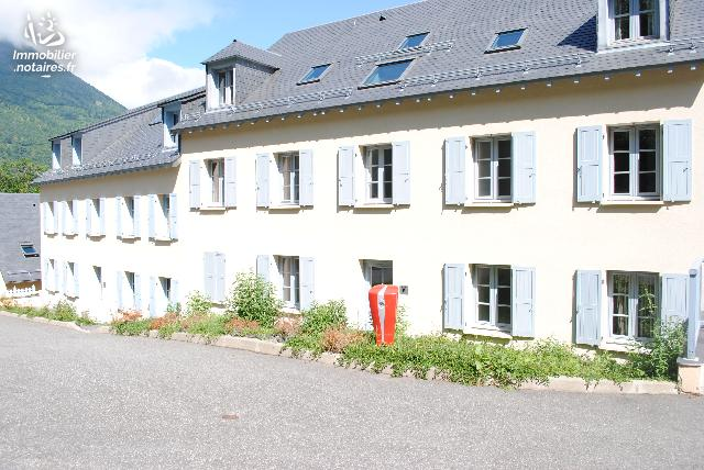 Vente Notariale Interactive - Appartement - Luz-Saint-Sauveur - 2 pièces - Ref : 180933iii017