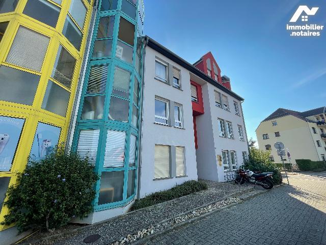 Vente - Appartement - Illkirch-Graffenstaden - 98.23m² - 4 pièces - Ref : SELARL PFISTER & BURGY