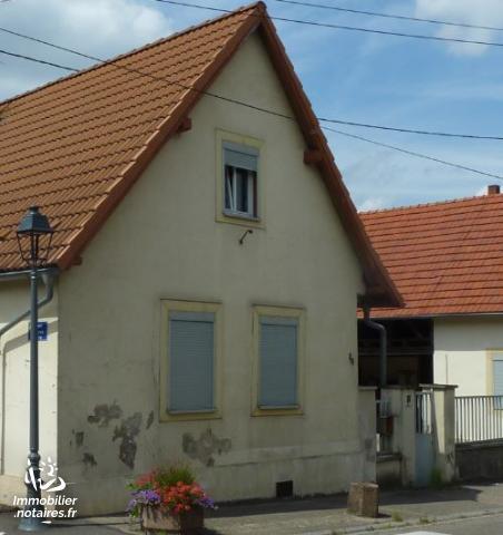 Vente - Maison - Weitbruch - 110.00m² - 5 pièces - Ref : WEITBRUCH
