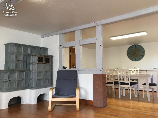 Vente - Maison - Uttenhoffen - 175.00m² - 6 pièces - Ref : OFFICE NOTARIAL