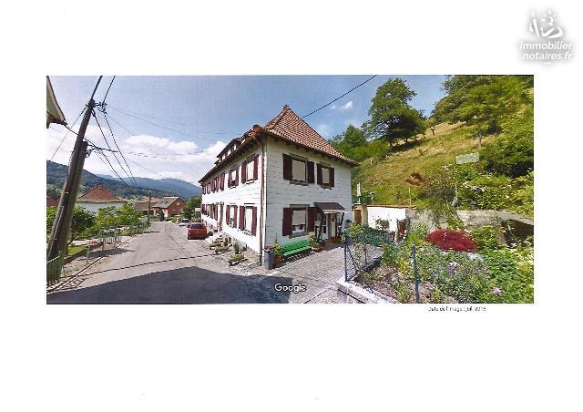 Vente aux Enchères - Appartement - Sondernach - 54.58m² - 3 pièces - Ref : Adjudication d'un appartement à SONDERNACH (68380)