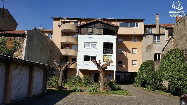 Vente - Appartement - Givors - 92.06m² - 4 pièces - Ref : 2017-24