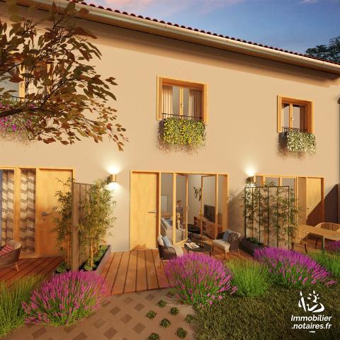 Vente - Appartement - Corbas - 3 pièces - Ref : Corbas centre T3 avec Terrasse