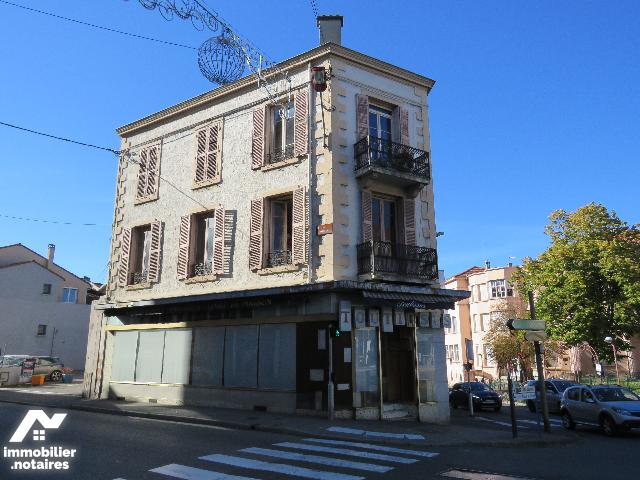 Vente - Local d'activité - Saint-Chamond - 128.0m² - Ref : St Chamond
