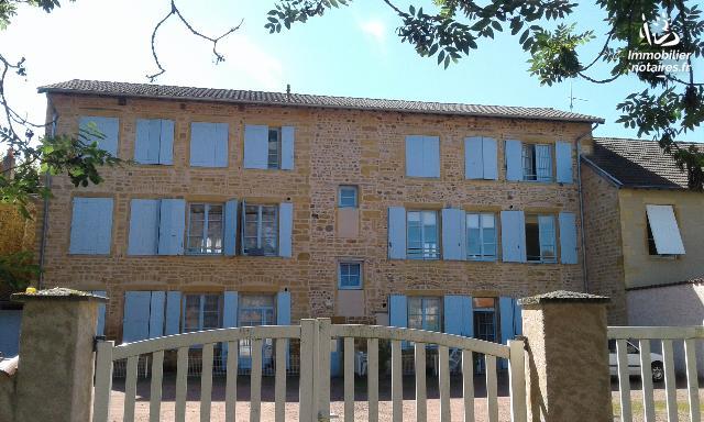 Vente - Appartement - Charlieu - 3 pièces - Ref : B/BMR