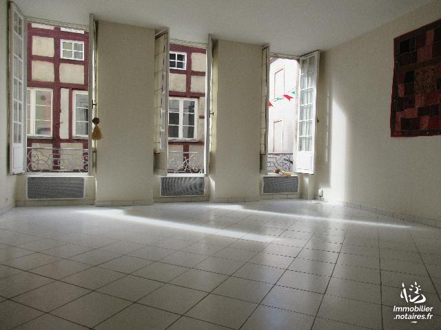 Location - Appartement - Chalon-sur-Saône - 48.56m² - 2 pièces - Ref : DURA2
