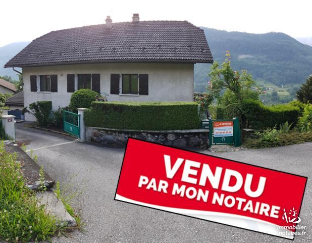 Vente - Maison - Ugine - 106.00m² - 4 pièces - Ref : CD-AG-11