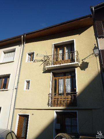 Vente - Maison - Saint-Michel-de-Maurienne - 70.00m² - 5 pièces - Ref : 1026