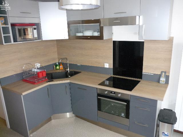 Vente - Appartement - Fontcouverte-la-Toussuire - 2 pièces - Ref : 1036