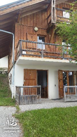 Vente - Appartement - Fontcouverte-la-Toussuire - 35.60m² - 2 pièces - Ref : 1085