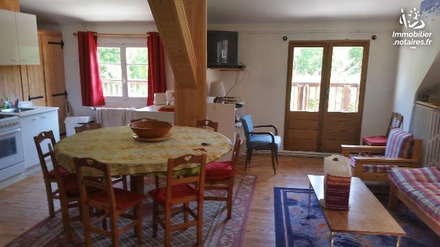 Vente - Appartement - Valloire - 102.62m² - 6 pièces - Ref : 1094