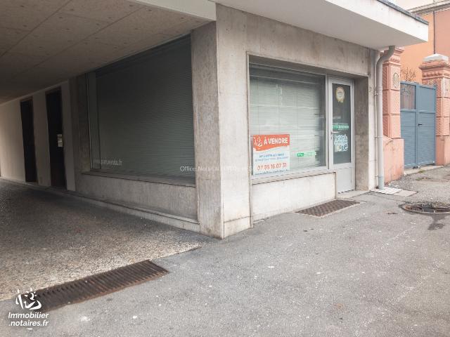 Vente - Local divers - Saint-Jean-de-Maurienne - 17.81m² - Ref : 1112