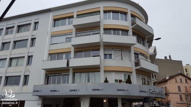 Vente aux Enchères - Appartement - Annemasse - 48.30m² - 3 pièces - Ref : 170169vae011