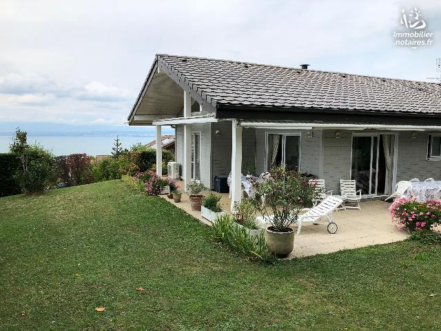 Vente - Maison - Évian-les-Bains - 140.00m² - 5 pièces - Ref : 1023348