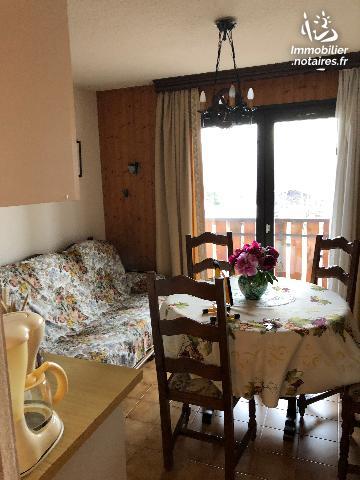 Vente - Appartement - Thollon-les-Mémises - 26.05m² - 2 pièces - Ref : 123456