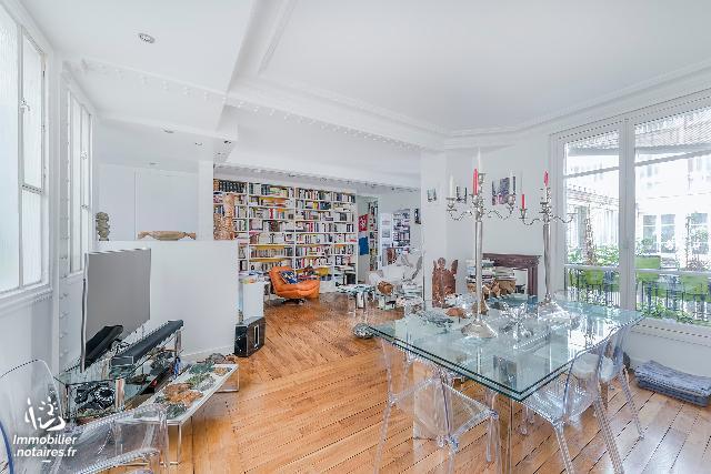 Immo Interactif - Apartment - PARIS 3 - 82.56 m² - 3 rooms - Rue Chapon