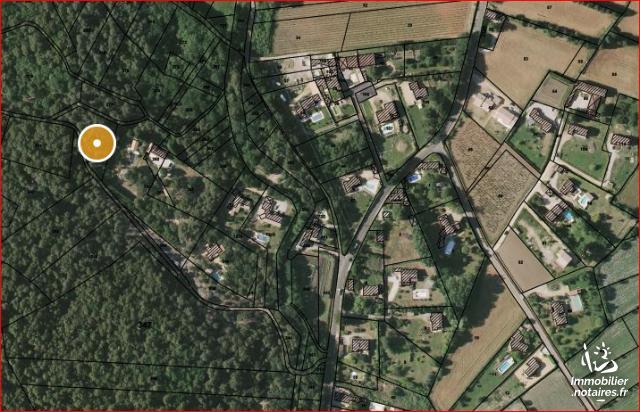 Vente aux Enchères - Terrain - Piolenc - 5920.00m² - Ref : 170869Vae065