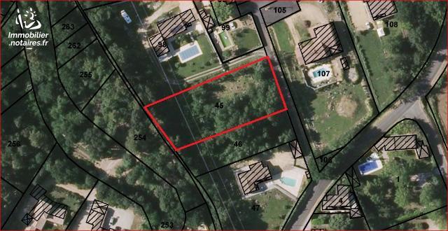 Vente aux Enchères - Terrain agricole - Piolenc - 1755.00m² - Ref : 170869VAE064