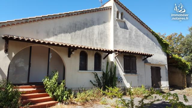 Vente aux Enchères - Maison - Piolenc - 158.00m² - 6 pièces - Ref : 170869Vae063
