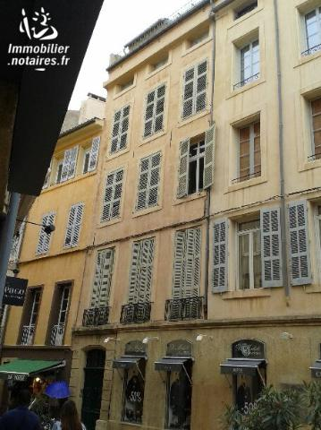 Vente - Appartement - Aix-en-Provence - 54.7m² - 3 pièces - Ref : AIX - 3ème étage