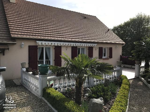 Vente - Maison / villa - AUBERVILLE LA MANUEL - 90 m² - 4 pièces - H 2018
