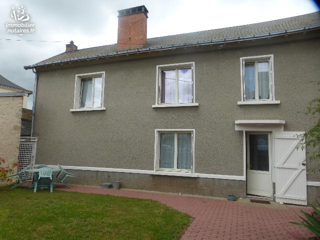 Vente - Maison - Airvault - 116.00m² - 4 pièces - Ref : 005-188