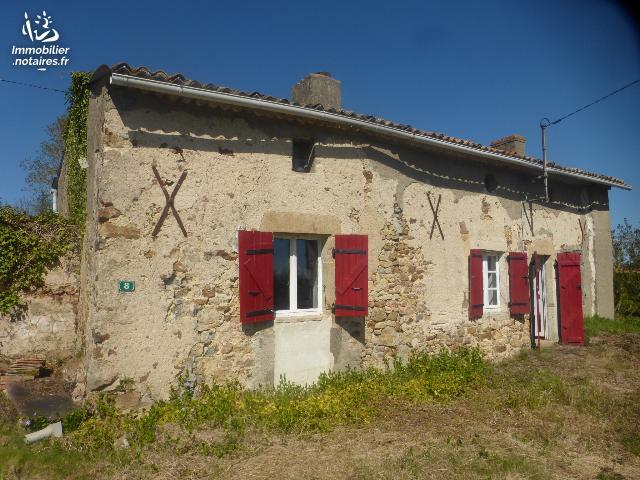 Vente - Maison - Tessonnière - 43.00m² - 2 pièces - Ref : 325-21