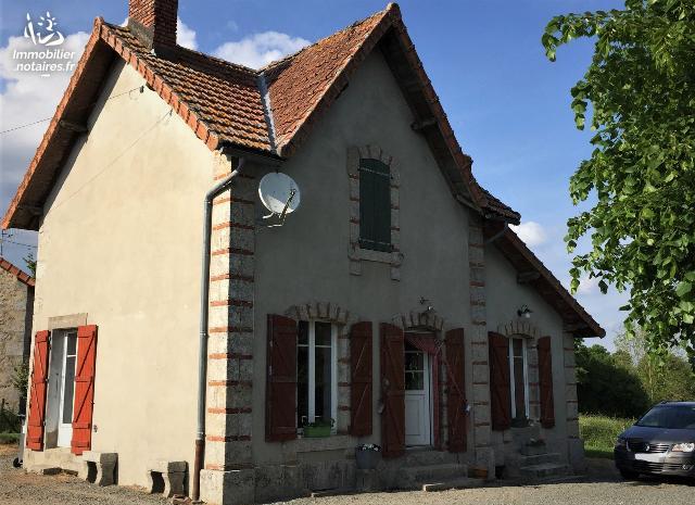 Vente - Maison - Pougne-Hérisson - 85.00m² - 4 pièces - Ref : 2019-025