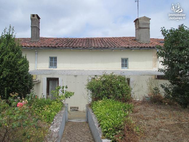 Vente - Maison - Absie - 55.00m² - 3 pièces - Ref : 2019-038