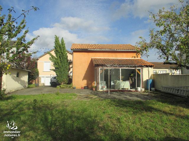 Vente - Maison - Vasles - 51.00m² - 3 pièces - Ref : 2019-060
